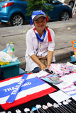 Bangkok Shutdown Stock Photos