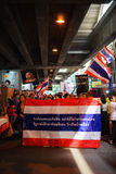 Bangkok Shutdown Royalty Free Stock Image