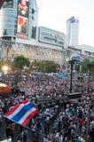 Bangkok shutdown 2014 Stock Photos