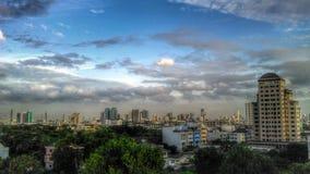 Bangkok sky Stock Photography