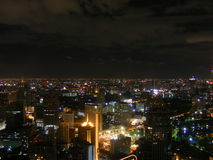 Bangkok skyline Royalty Free Stock Image