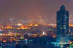 Bangkok skyline. Stock Photo