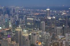 Bangkok Skyline royalty free stock photo