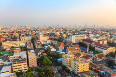 Bangkok Skyline Royalty Free Stock Image