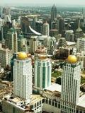 Bangkok skyline Stock Images