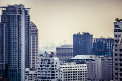 Bangkok Skyline Royalty Free Stock Photos