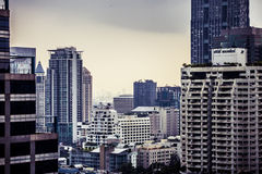 Bangkok Skyline Stock Photos