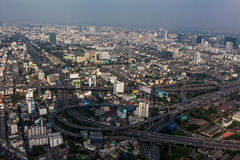 Bangkok skyline, Thailand.  Bangkok Royalty Free Stock Images