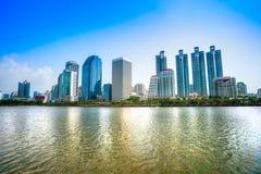 Bangkok Skyline, Thailand. Stock Images