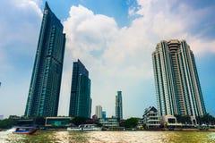 Bangkok Skyline, Thailand. Stock Photo
