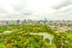 Bangkok skyline Stock Photos