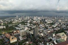 Bangkok Skyline Royalty Free Stock Photos