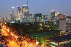 Bangkok skyscraper building Royalty Free Stock Photography