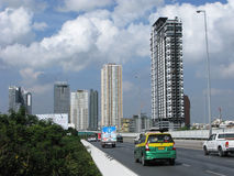 Bangkok. Skyscrapers. Stock Photos