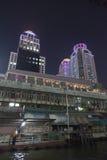 Bangkok skyscrapers Royalty Free Stock Photos
