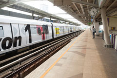 Bangkok skytrain Stock Images
