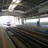 Bangkok Skytrain lizenzfreies stockbild