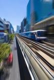 Bangkok Skytrain BTS Stock Images