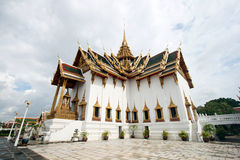 bangkok slott Arkivbild