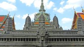 Bangkok slottar Arkivfoton