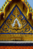 bangkok slottkunglig person Arkivfoto