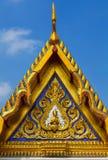 bangkok slottkunglig person Arkivbild