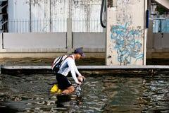 Bangkok sous-marin Photos libres de droits