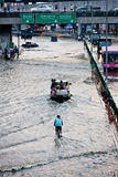 Bangkok sous-marin Images libres de droits