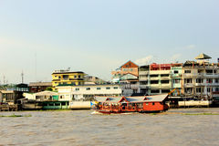 Bangkok społeczność Zdjęcia Stock