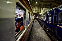 Bangkok stacja kolejowa zdjęcia royalty free