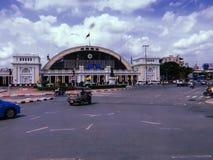 Bangkok stacja kolejowa obrazy royalty free
