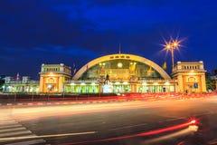 Bangkok stacja kolejowa Zdjęcie Royalty Free