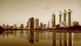 Bangkok stad Royaltyfri Foto