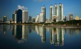 Bangkok stad Royaltyfria Bilder