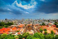 Bangkok stad Arkivfoton
