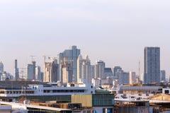 Bangkok stad Arkivbilder