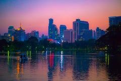 Bangkok stad Royaltyfria Foton