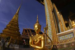 bangkok stadsscape Arkivfoton