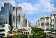 bangkok stadssikt Royaltyfri Foto