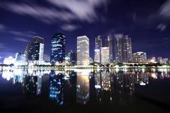 Bangkok-Stadt Stockfotos