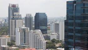 Bangkok-Stadt Stockfoto