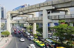 Bangkok-Stadt lizenzfreie stockbilder