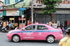Bangkok-Stadt, CharaneKungs-Straße Thailand Stockbild
