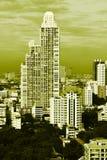 Bangkok-Stadtbild. stockbild