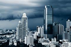 Bangkok-Stadtbild. stockbilder