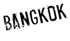 Bangkok stamp rubber grunge Stock Photos