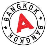 Bangkok stamp rubber grunge Stock Photography