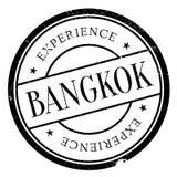 Bangkok stamp rubber grunge Royalty Free Stock Photo