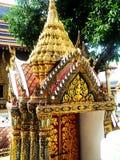bangkok storslagen inre slott Arkivfoton