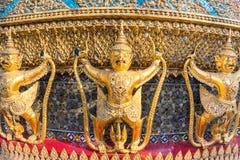 bangkok storslagen inre slott thailand Royaltyfri Foto